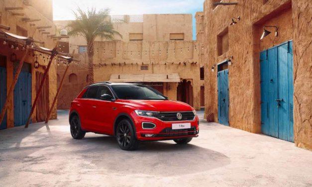 سيارة T-Roc الجديدة كلياً من فولكس واجن: سيارة تتمتع بالقوة والجاذبية تصل إلى الشرق الأوسط قريباً