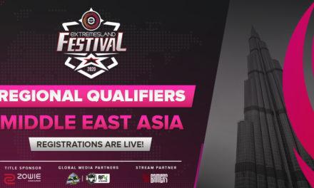 بطولة الألعاب المفتوحة كاونتر سترايك: جلوبال أوفينسيف 2020 من زوي إكستريمز لاند – الشرق الأوسط وآسيا