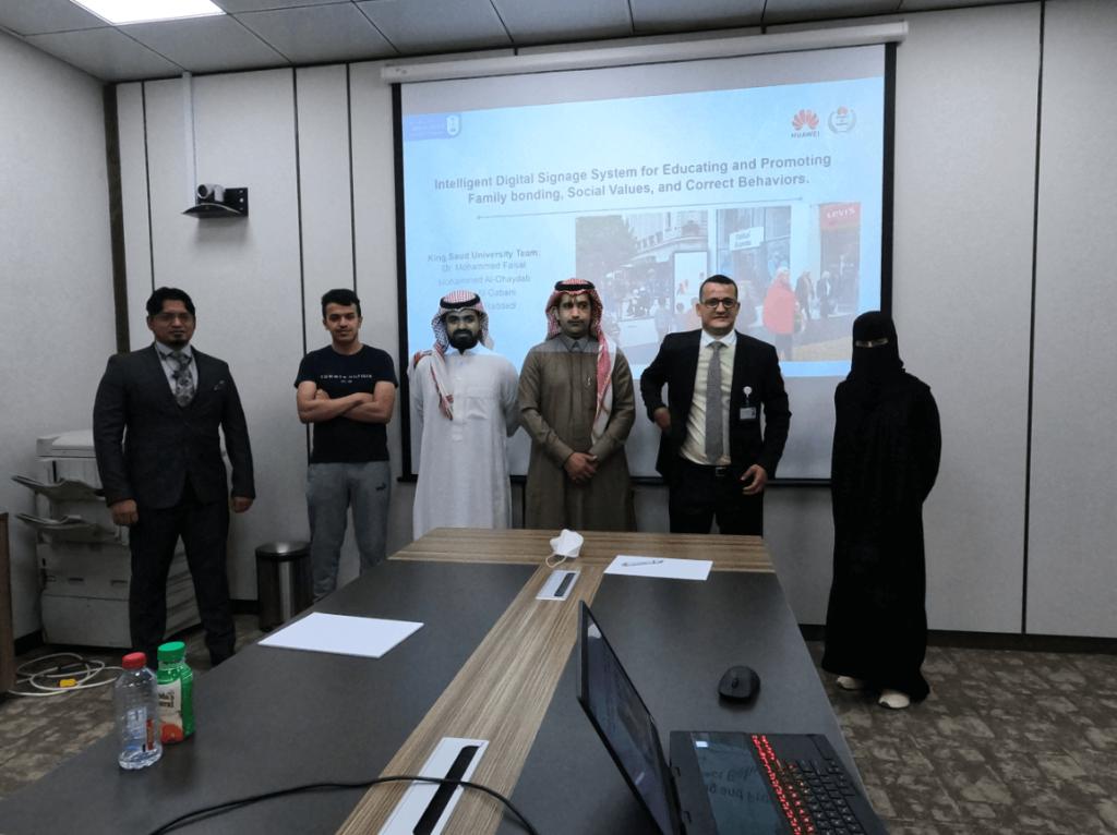 هواوي تعلن عن أسماء الفائزين في أول مسابقة للابتكار في الشرق الأوسط 1