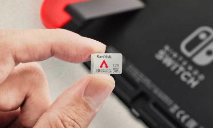 بطاقة ذاكرة Apex Legends الجديدة من ويسترن ديجيتال لأجهزة Nintendo Switch تمكن المزيد من اللاعبين من خوض معركة محتدمة لتحقيق المجد والشهرة والثروة
