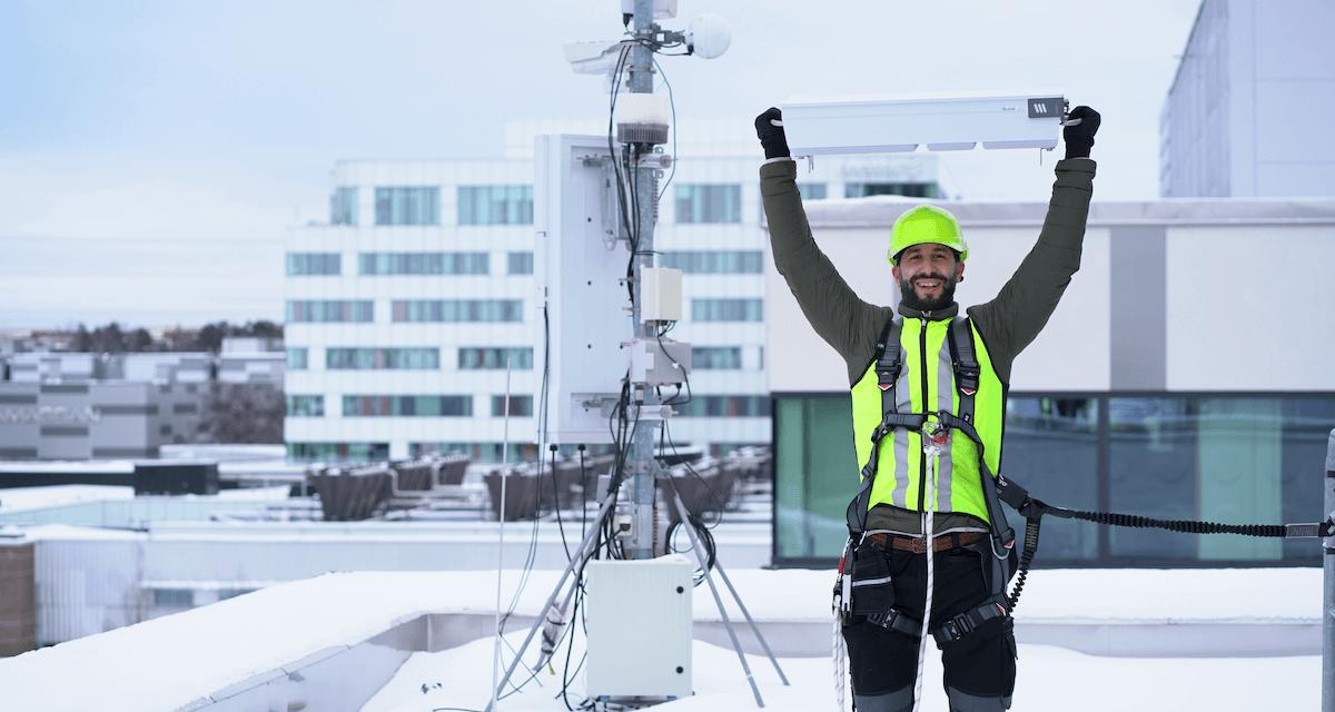 إريكسون تسرّع إطلاق شبكات الجيل الخامس في النطاق المتوسط عبر تقنية Massive MIMO فائقة الخفة وحلول حوسبة شبكات النفاذ الراديوي