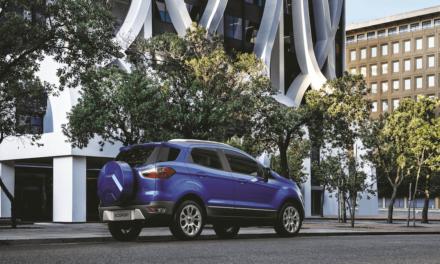 فورد ايكوسبورت: عندما تتكامل كفاءة التصميم الخارجي مع القدرات المميزة في سيارة عائلية مثالية