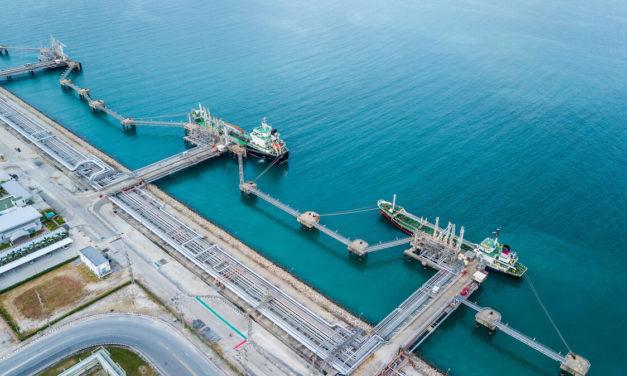 هانيويل تنشر أنظمة التحكم والسلامة والأمن المتصلة بها في واحد من أضخم أحواض بناء السفن في العالم