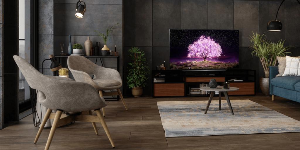 LG-OLED-TV-C1-Ambient