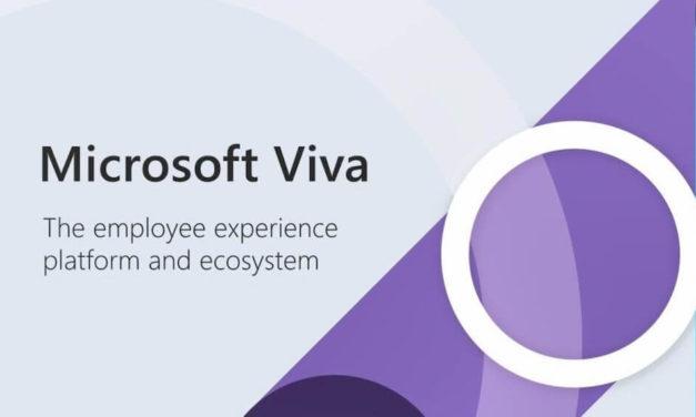 """"""" Microsoft Viva """".. منصة جديدة لتطوير تجارب الموظفين في العمل"""