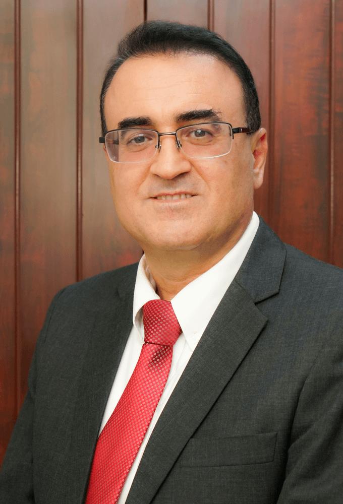نضال أبوزكي، مدير عام مجموعة أورينت بلانيت