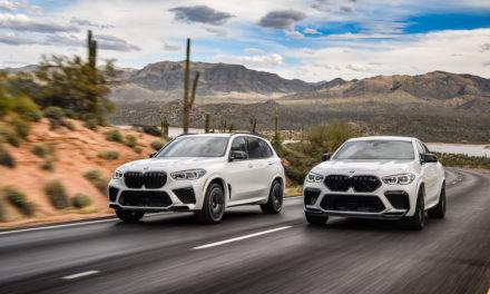 BMW M GmbH على مسار نمو مستدام بعد تسليم 144,214 مركبة عالميًا خلال 2020