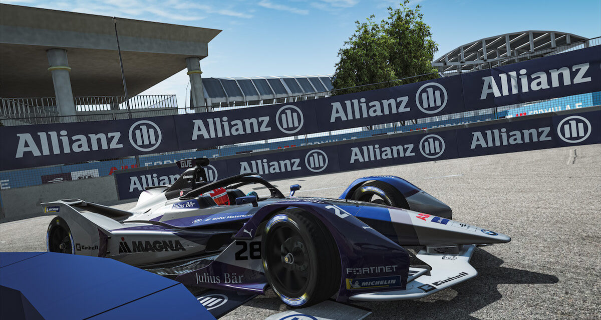 """سباق """" Formula E: Accelerate"""": كيف تعمل إدارة الطاقة في السباق الافتراضي؟"""