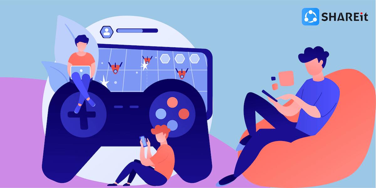 """تطبيق """"شيرإت"""" يعيد تصور تجارب الألعاب عبر الهواتف المتنقلة في الشرق الأوسط"""