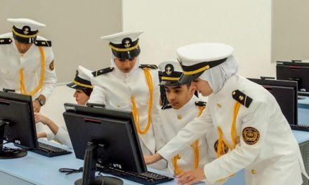 الأكاديمية العربية للعلوم والتكنولوجيا والنقل البحري فرع الشارقة تباشر الدراسة للفصل الدراسي الثاني
