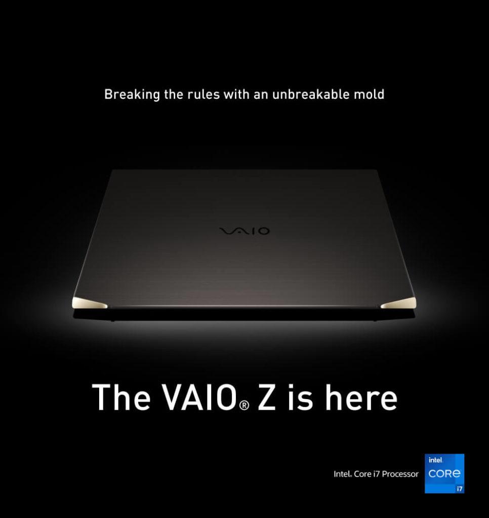 VAIO Z - Launch Visual