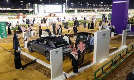 بنتلي السعودية راعي رسمي لكأس السعودية