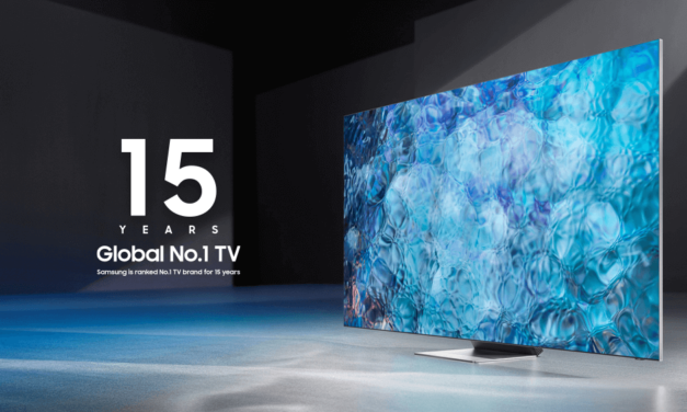 سامسونج تتصدر تصنيف الشركات العالمية المُصنّعة لأجهزة التلفاز للعام الـ 15 على التوالي
