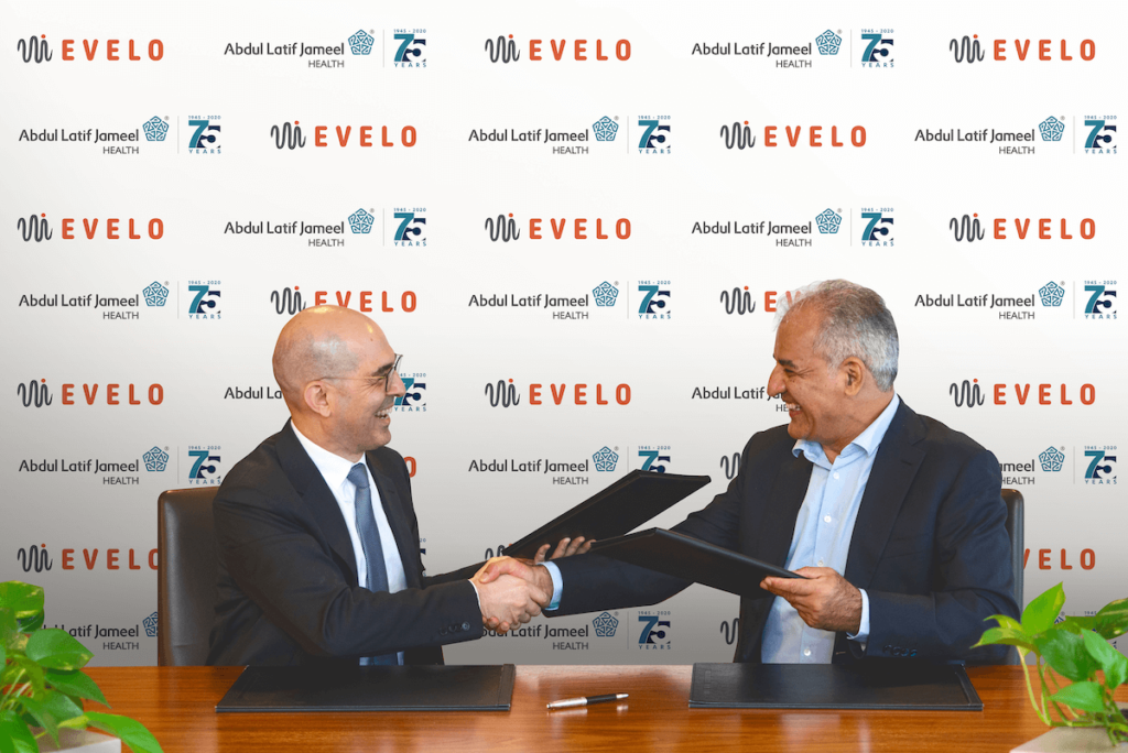 Abdul Latif Jameel Health - Evelo Agreement Signing (2)