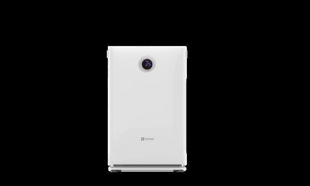 EZVIZ تُطلق حلاً جديداً لتنقية وتعقيم الهواء في المناطق الداخلية من خلال نظام ترشيح من أربع مراحل