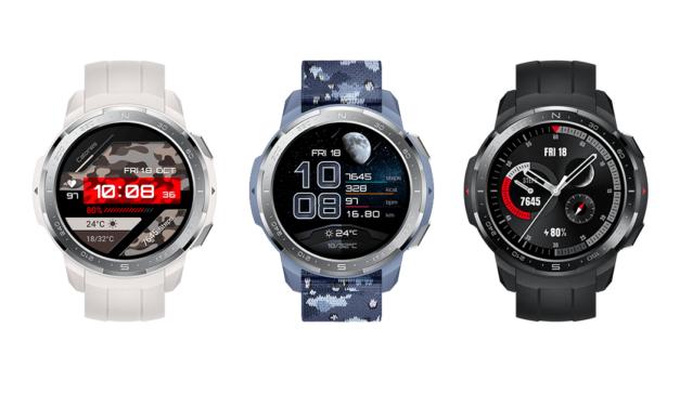 راقبوا صحتكم ولياقتكم البدنية مع المزايا التقنية الرائعة في ساعة HONOR Watch GS PRO