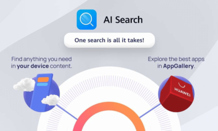 """بسحبة واحدة فقط ستجد كل ما تبحث عنه وأكثر مع أداة AI Search"""""""" التابعة لـ""""مساعد هواوي·اليوم"""""""