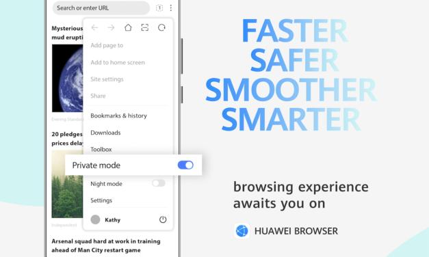 هواوي ترتقي بتجربة استخدام متصفح HUAWEI Browser والمواقعالإخبارية إلى مستوى غير مسبوق