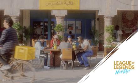 RIOT GAMES تطلق لعبة WILD RIFT باللغة العربية