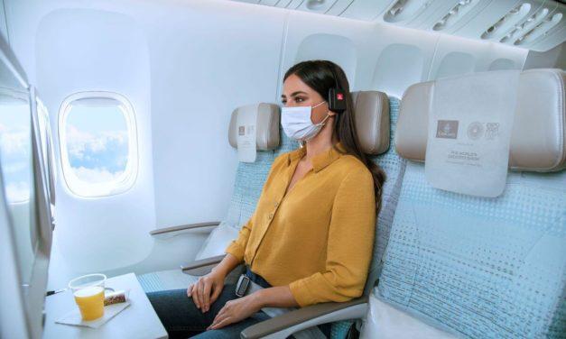 طيران الإمارات توفر خصوصية ومساحة أرحب لعملاء الدرجة السياحية