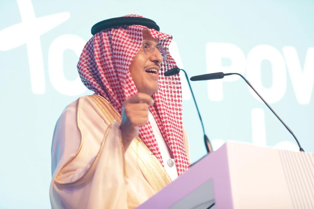 محمد أبونيان، رئيس مجلس إدارة أكوا باور Chairman of ACWA Power