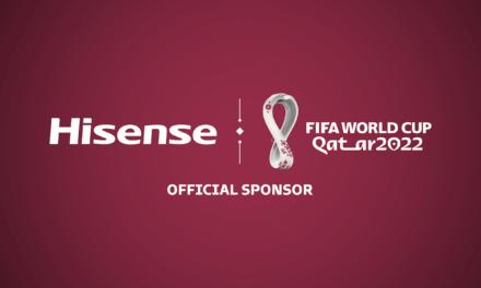 """""""هايسنس"""" راعٍ رسمي لبطولة """"كأس العالم لكرة القدم 2022"""" التي ستُقام في قطر"""