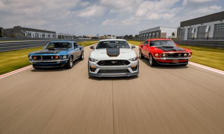 """""""فورد موستانج"""" السيارة الرياضية الأكثر مبيعاً للعام الثاني على التوالي وسيارة الكوبيه الرياضية الأكثر مبيعاً للعام السادس على التوالي"""