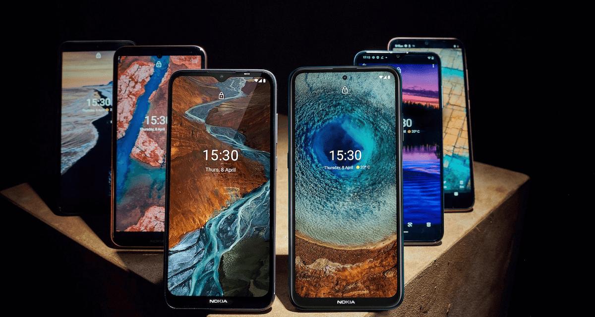 نوكيا تطرح 6 هواتف ذكية جديدة عبر ثلاثة خطوط متميزة