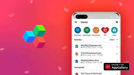 HUAWEI AppGallery_OfficeSuite