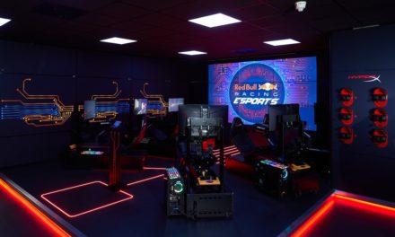 شركة HyperX تعلن عن شراكتها مع فريق  Red Bull Racing Esports