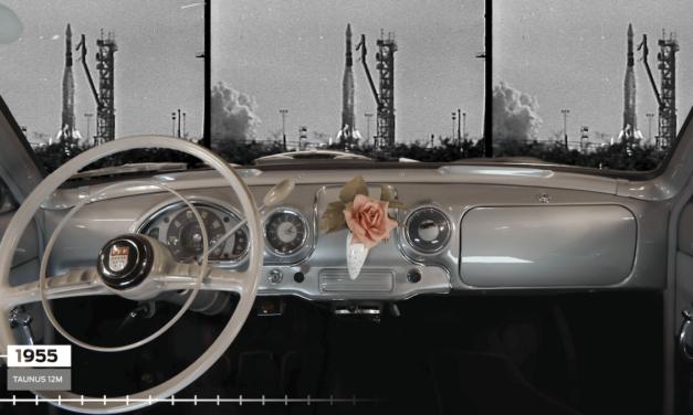 فورد تستعرض دور منهجية التصميم الجديدة في تغيير المشهد أمام السائق وتمهيد الطريق للطرازات المستقبلية