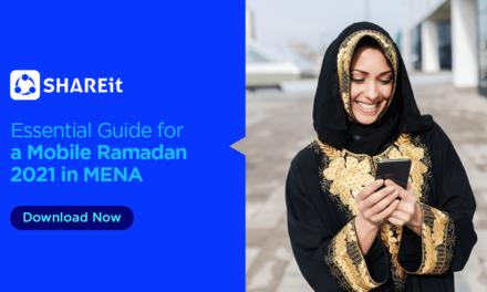 """تقرير جديد لـ """"شيرإت"""" يسلط الضوء على الفرص المتاحة للمسّوقين في الشرق الأوسط وشمال أفريقيا خلال شهر رمضان المبارك"""
