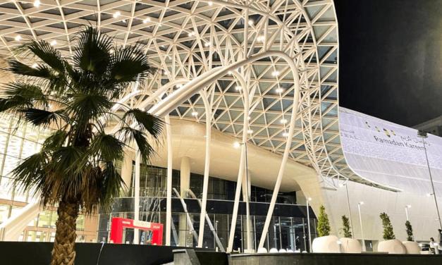 """شركة «ديزاين إنترناشونال» تكشف الستار عن أحدث روائعها المعمارية في مدينة دبـي، بمشروع """"سيليكــون سنتــرال""""، وتحتفل بافتتاح المتجر رقم 209 من مجموعة «لولو هايبر ماركت»"""