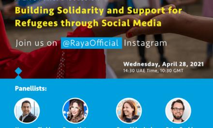 تعاون بين شركة فيسبوك ومفوضية اللاجئين لدعم اللاجئين خلال العشر الأواخر من رمضان