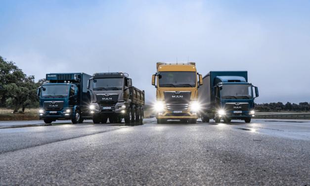 """""""مان للشاحنات والحافلات"""" تطرح التشكيلة الجديدة من شاحنات """"تي جي"""" في المنطقة"""