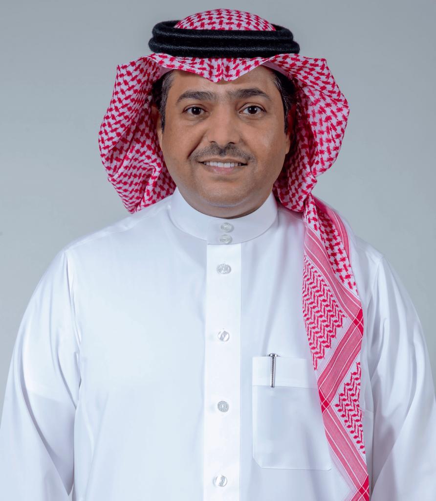 المهندس عليان بن محمد الوتيد الرئيس التنفيذي لمجموعة stc