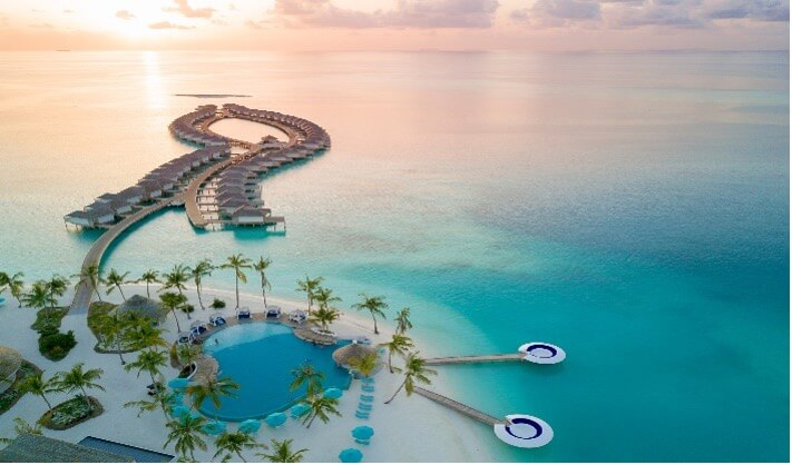 و موسم الصيفكانديما المالديف يعرض لضيوفها من الشرق الأوسط باقة مذهلة خلال عيد الفطر 2