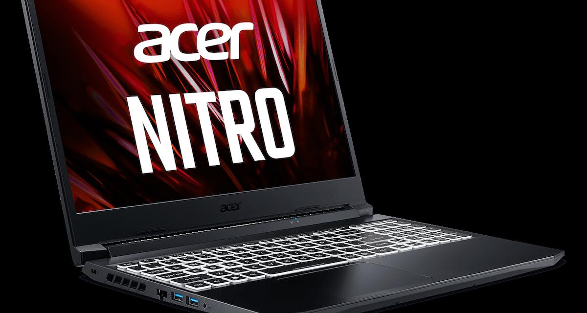 آيسر الشرق الأوسط تعلن عن تحديث مجموعة الحواسيب المحمولة المخصصة للألعاب بتزويدها بالجيل الحادي عشر من معالجات Intel Core Mobile H-Series الجديدة