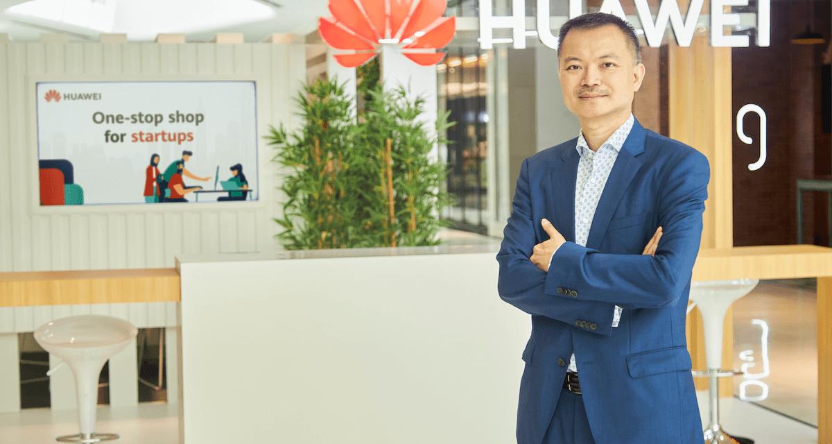 هواوي تطلق أول منصة شاملة لدعم الشركات الناشئة في المنطقة