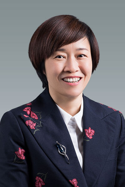 Catherine Chen, Corporate Senior Vice President and BOD Member at Huawei (1)