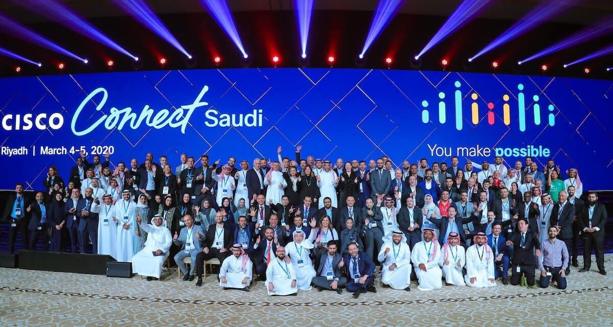 شركة سيسكو تحتل المرتبة الأولى في قائمة أفضل الأماكن للعمل في المملكة العربية السعودية
