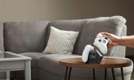 شركة HyperX تضيف دعم  Xbox Series X | S إلى محطة شحن وحدات التحكم ChargePlay Duo