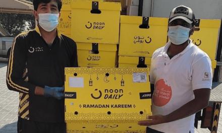 المئات من سلّات التبرع الرمضانية تم التبرع بها إلى الجمعيات الخيرية