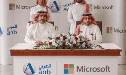 العربي الوطني: يُجدد شراكته مع مايكروسوفت العربية