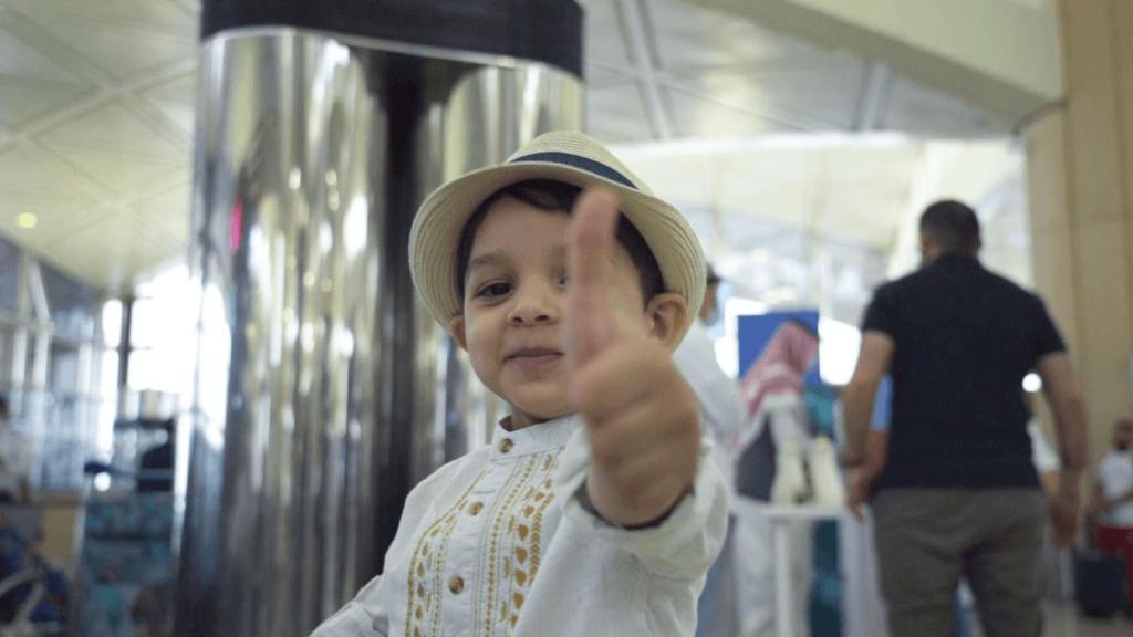 طيران ناس يحتفل بتدشين أولى الرحلات المباشرة بين الرياض وكييڤ الاوكرانية 1