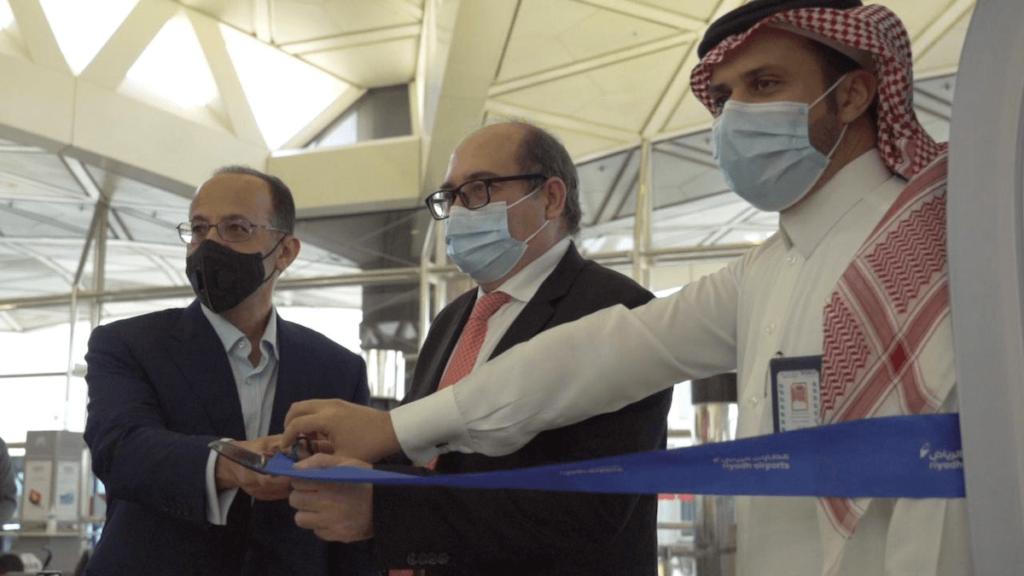 طيران ناس يحتفل بتدشين أولى الرحلات المباشرة بين الرياض وكييڤ الاوكرانية 3