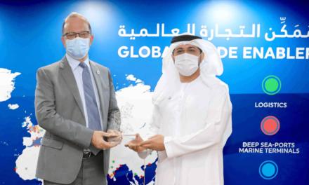 موانئ دبي العالمية تعزز شراكتها مع اليونيسف