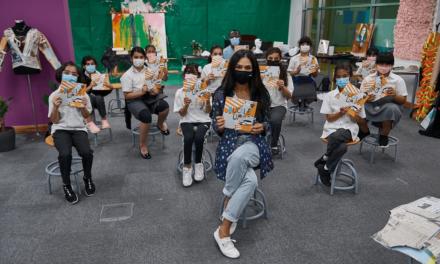 """'بيجو' و'تعليم' تطلقان قصة قصيرة بعنوان """"لنربط الأحزمة"""" لتعليم السلامة المرورية للأطفال"""