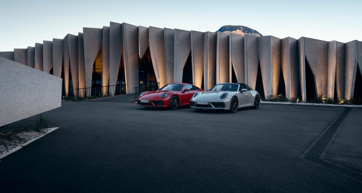 خصائص جديدة تزيدها تميزاً وديناميكية أكثر من أي وقت مضى: طرازات 911 GTS الجديدة من بورشه
