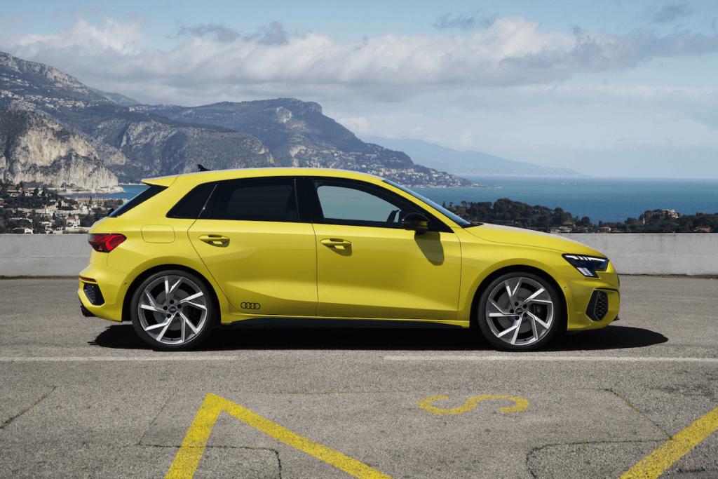 Audi S3 Sporback